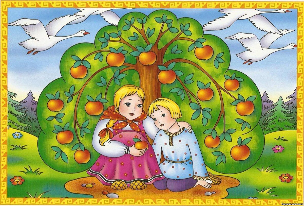 Картинки для детей сказки