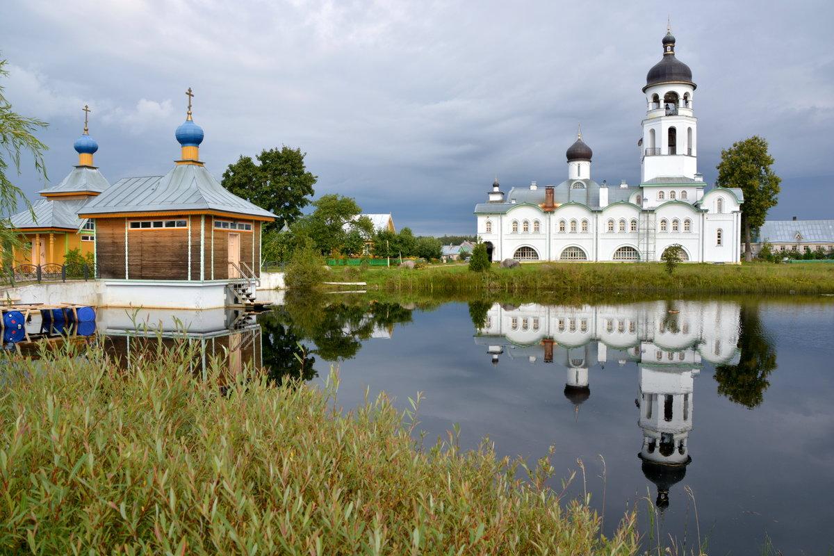Савво-Крыпецкий монастырь