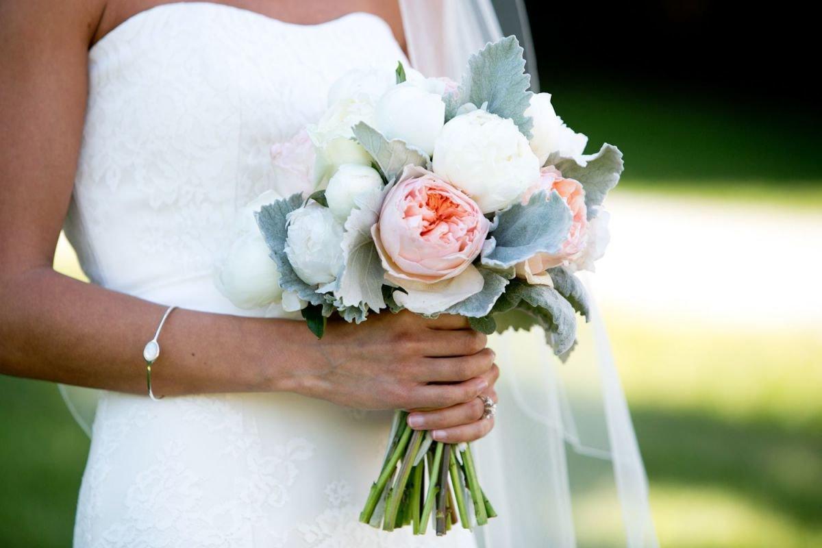 Свадебный букет выбор
