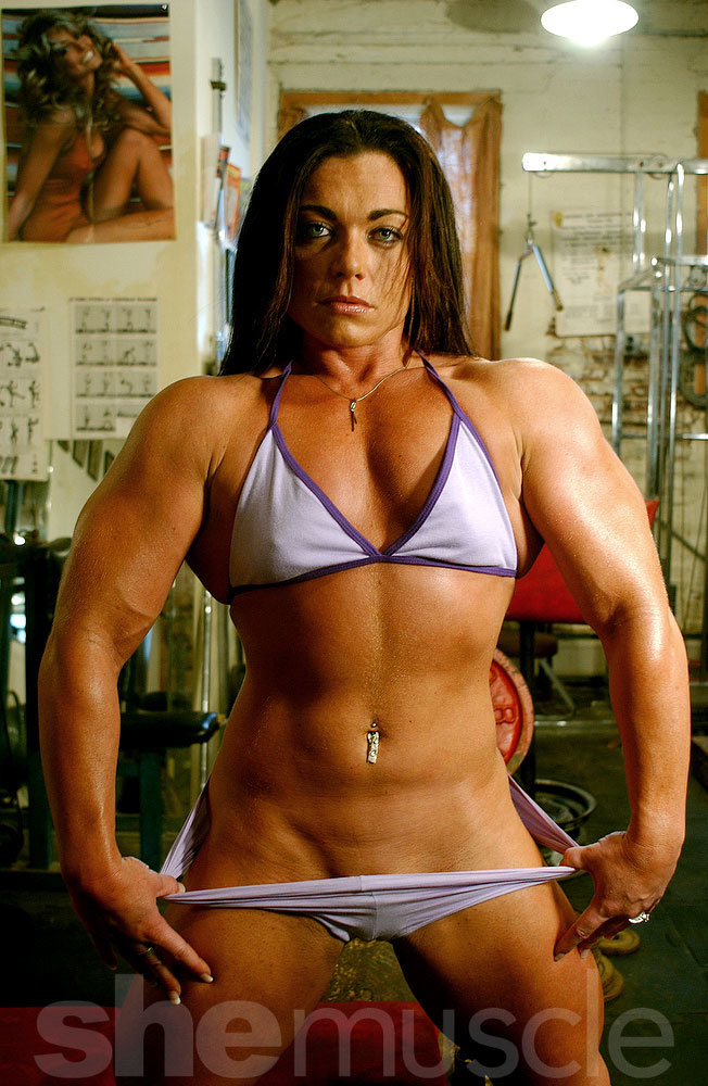 Opinion naked female athletes bodybuilders apologise