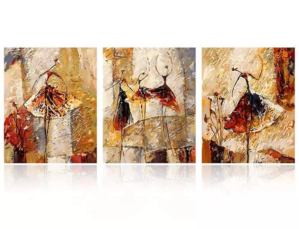 Доставкой, картинки триптих по номерам из китая