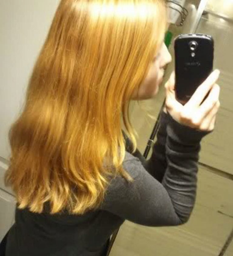 Куркума для волос цвет фото