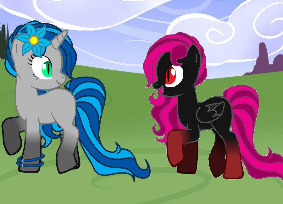 Своими, игры пони создай свою открытку с пони