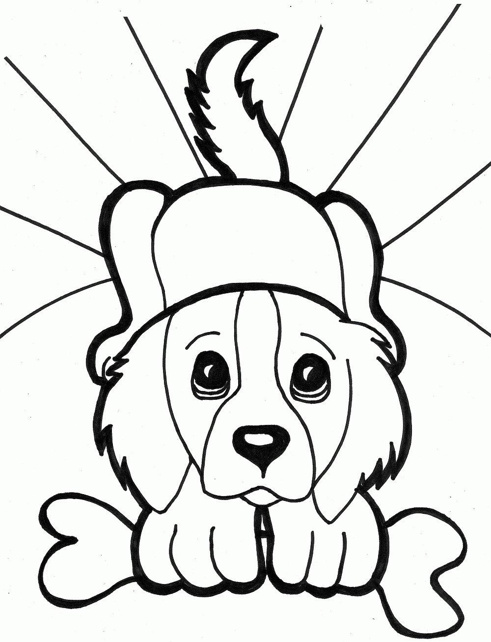 Картинки с собаками распечатать, спасибо