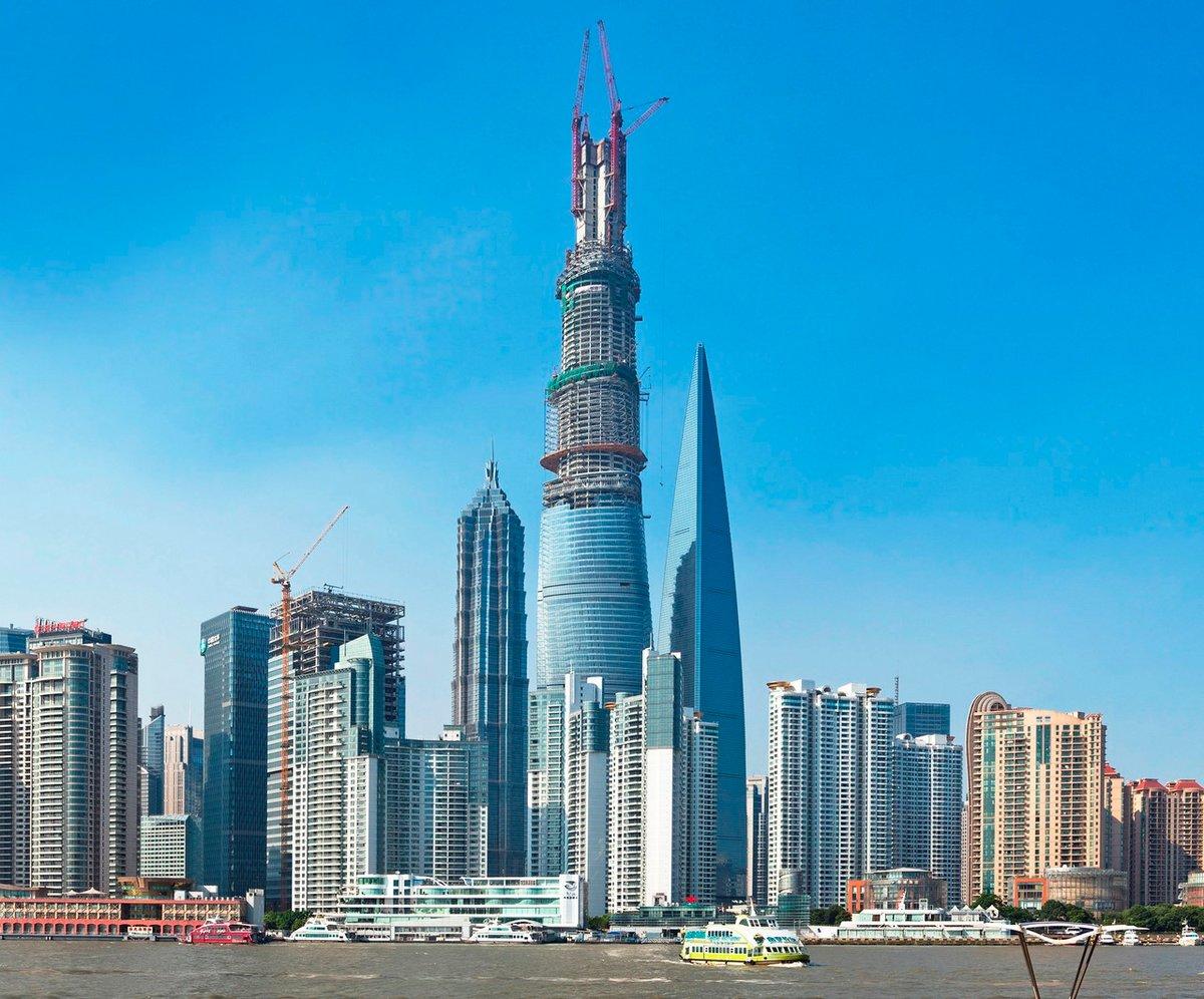 Фото самых высоких зданий россии