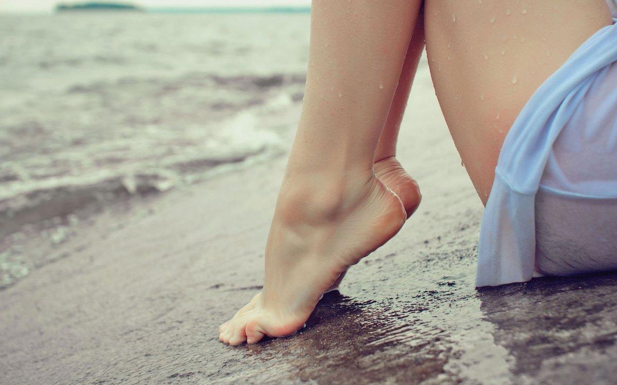 Красивая фотография ног 5