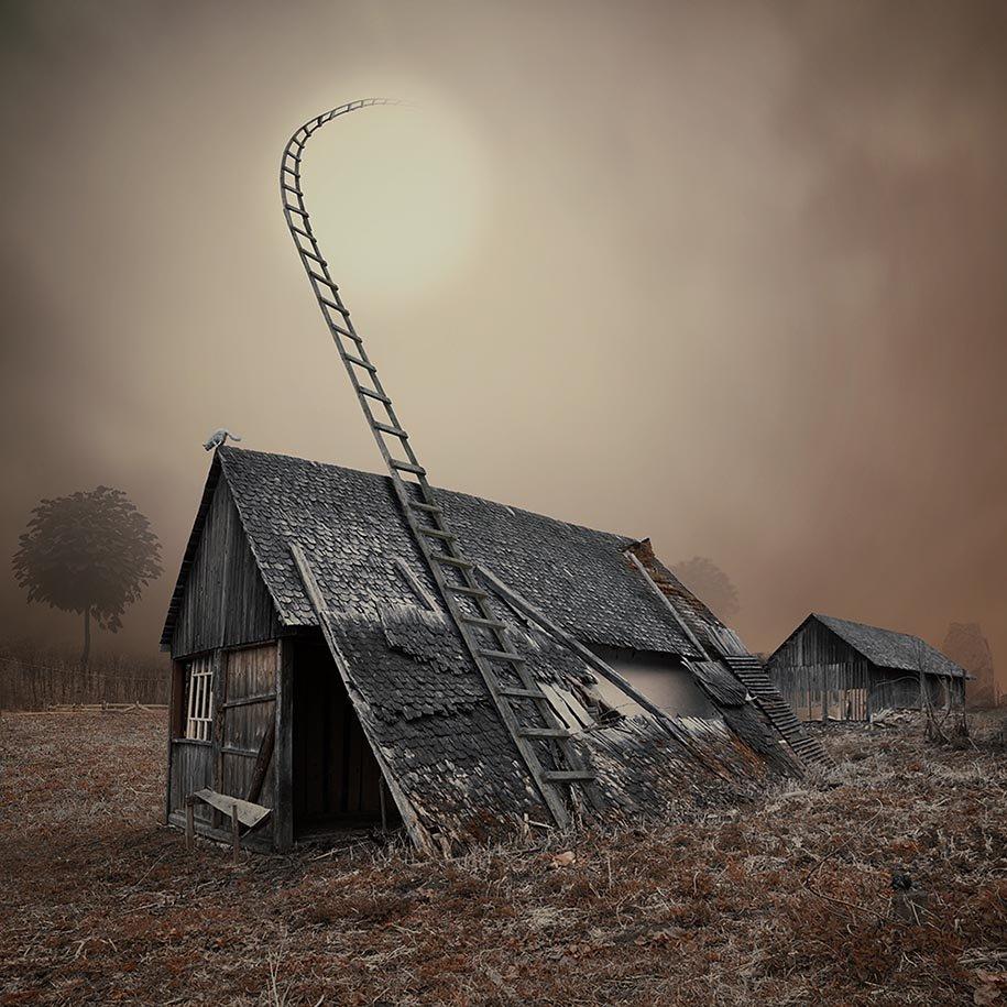 сюрреализм фото картинки