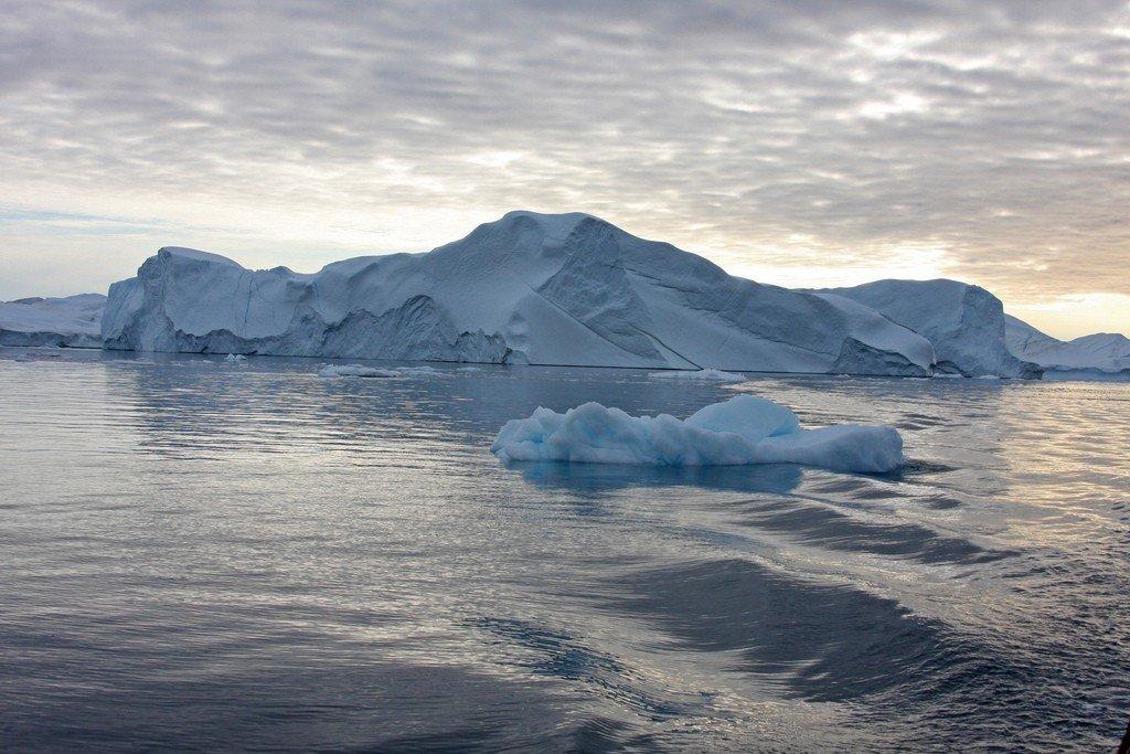 северно ледовитый океан с картинками маленького