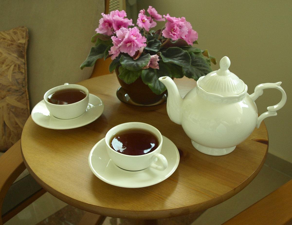 Открытка, открытка спасибо за чай