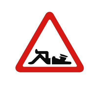 Смешно дорожные знаки картинки