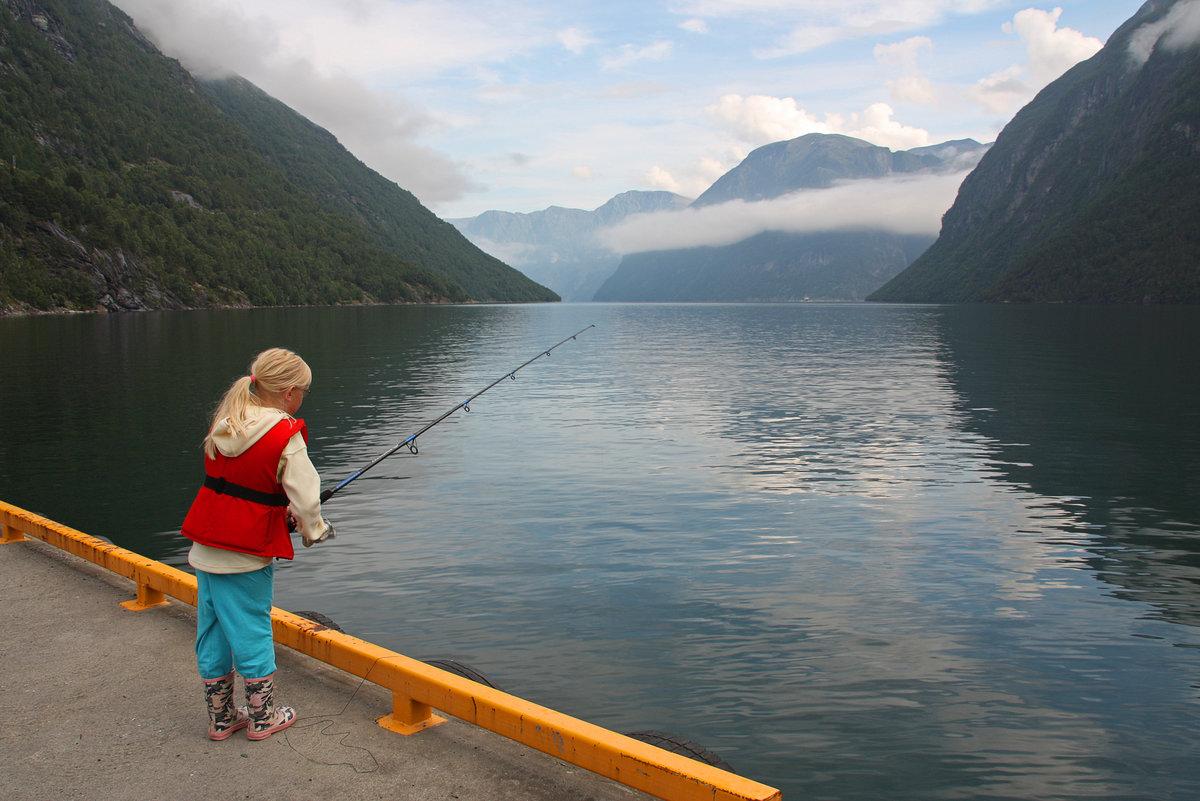 Рыбалка в Норвегии – всё для заядлых любителей