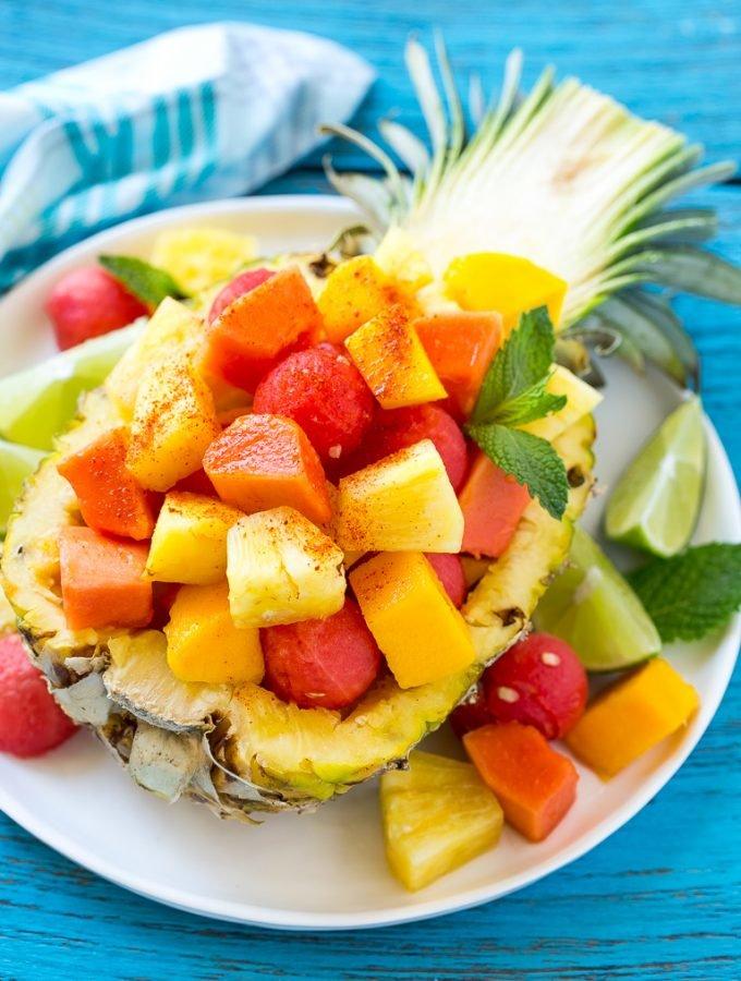 креативный фруктовый салат фото рецепт было известно