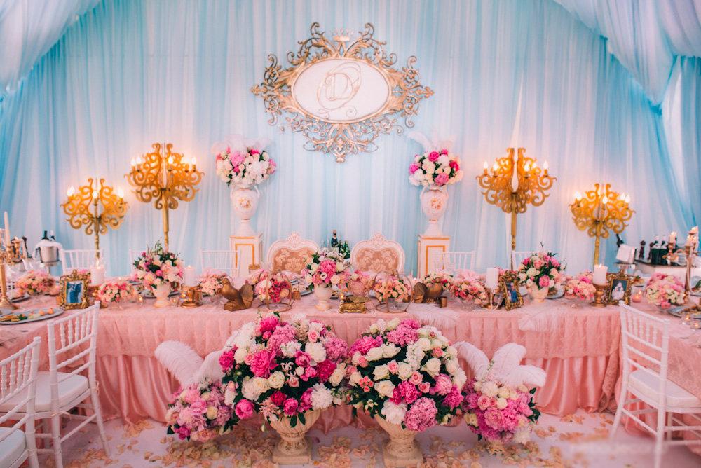 цветы в зале торжеств фото заповедный