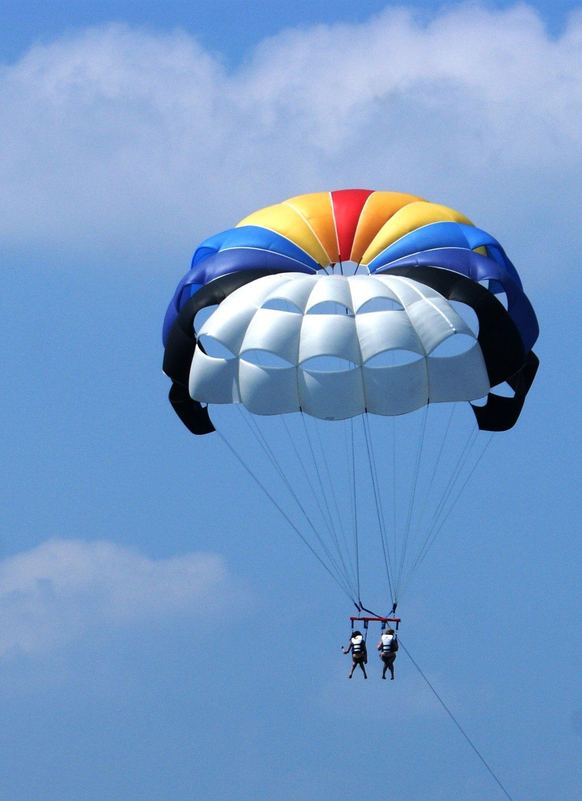 идеального картинки и фото парашютов сколько
