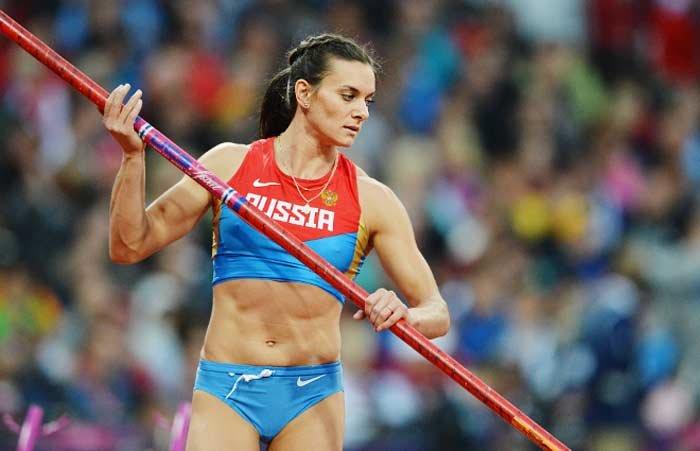 российские спортсменки женщины знаменитые - 10