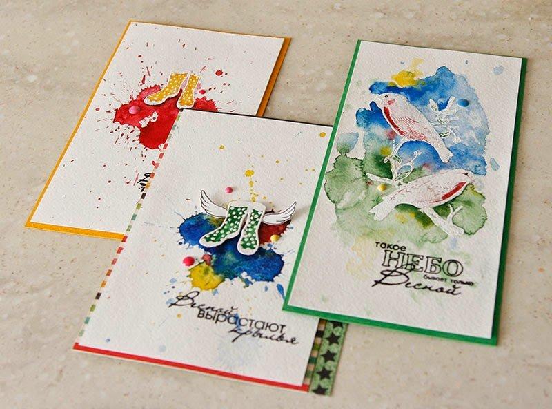 Открытки днем, нарисовать открытку из фото