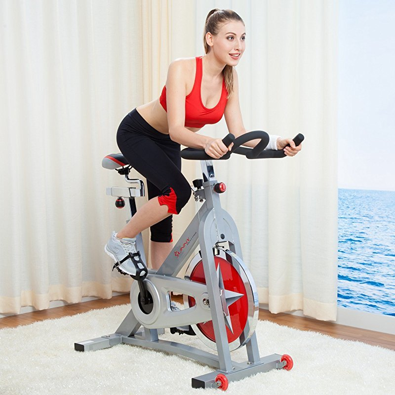 Использовать велотренажер для похудения