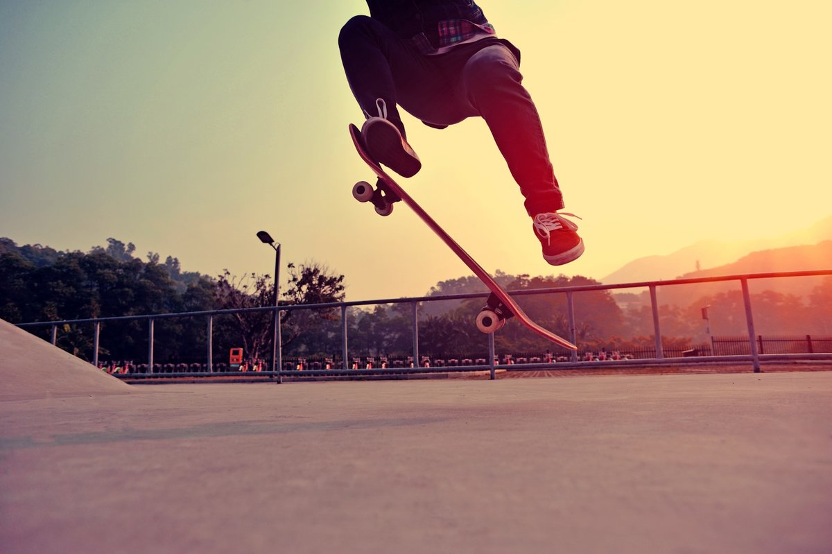 Крутые картинки скейты