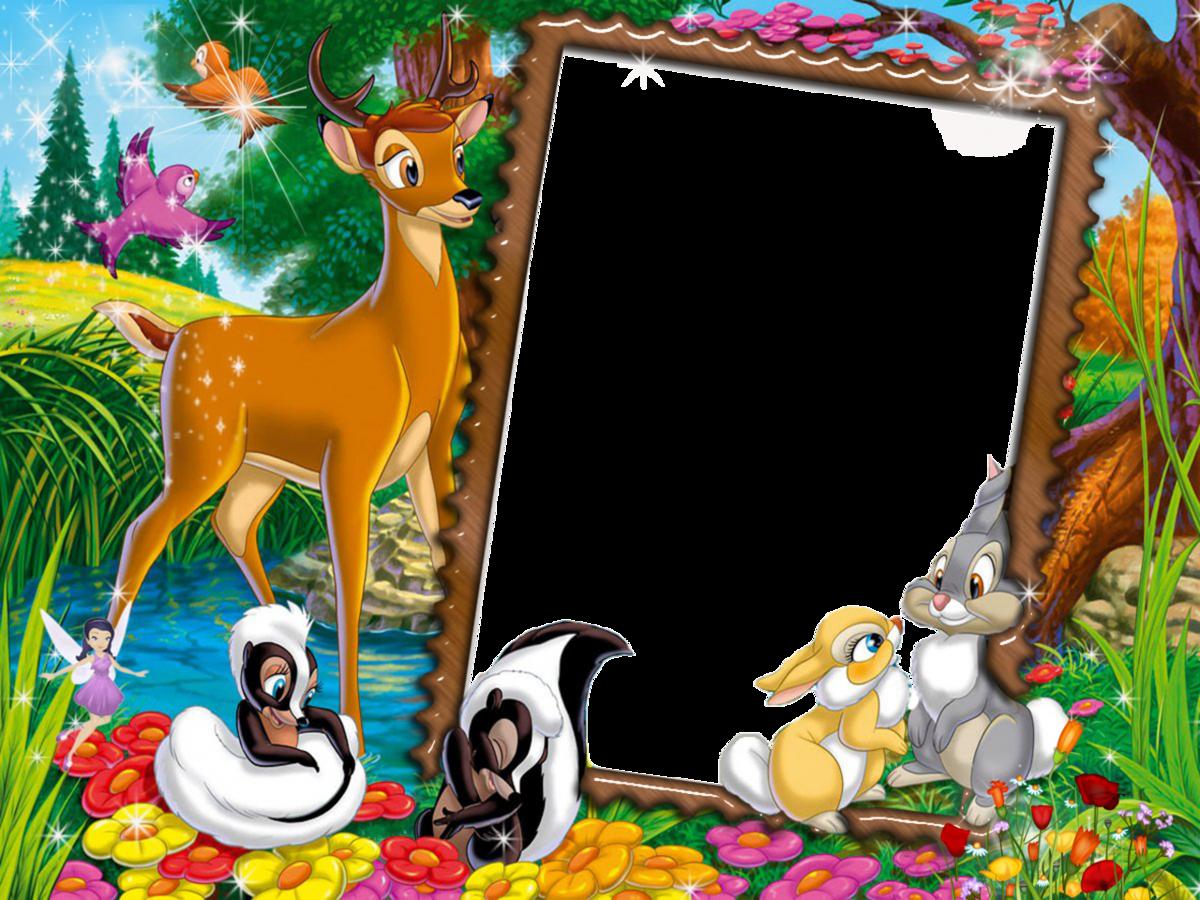 Картинки детские фоторамки, поздравления