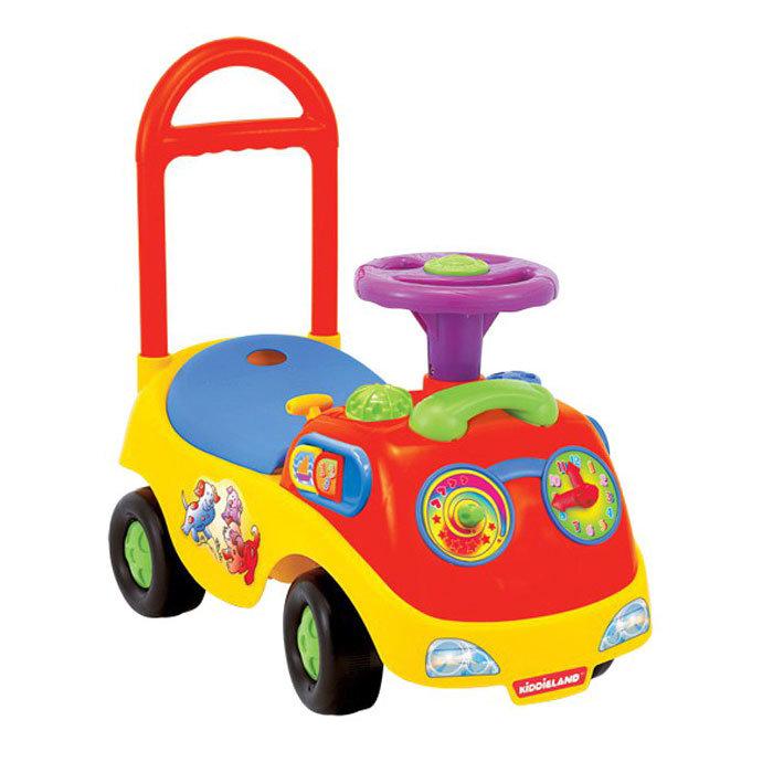 Байк dohany мини, цвет: при желании на ней смогут прокатиться и дети постарше - машинка выдерживает до 50 кг.