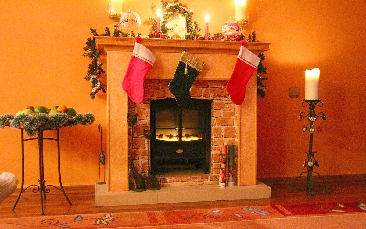 юникове картинка новогоднего камина с огнем в большом формате вкусном
