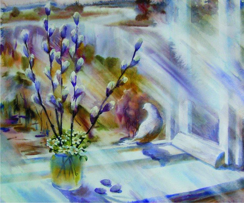 Вербное воскресенье картинка нарисованная, благодарность родителям
