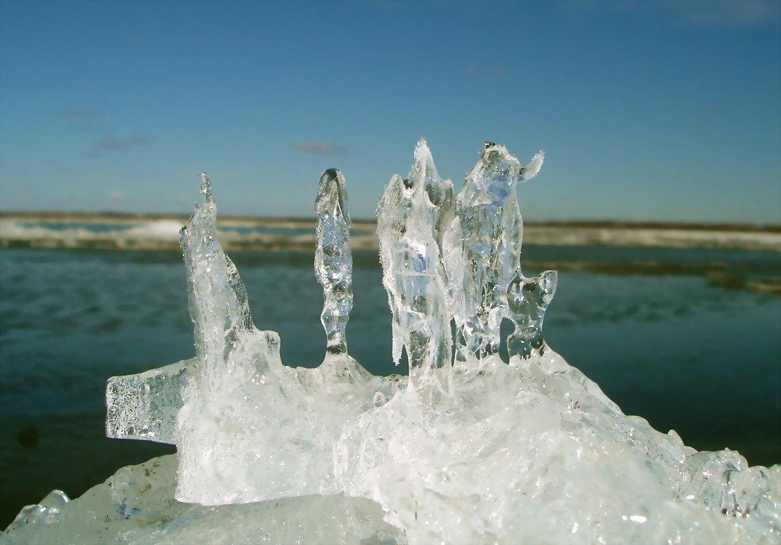портреты, картинка тающий лед классические дома то