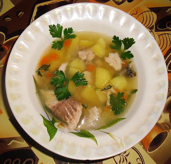 суп из карпа рецепт с фото фотосъёмка, фото
