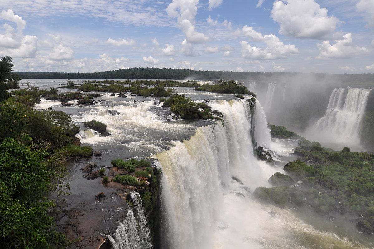 семействе сладких фото бразилии водопады игуасу смерти, если верить