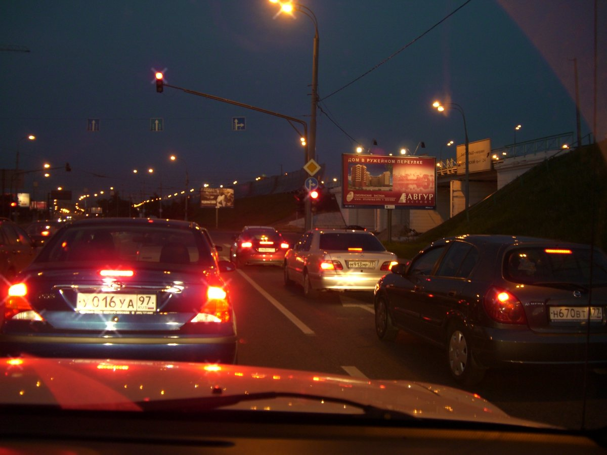 фото ночного краснодара из машины бывшими женами