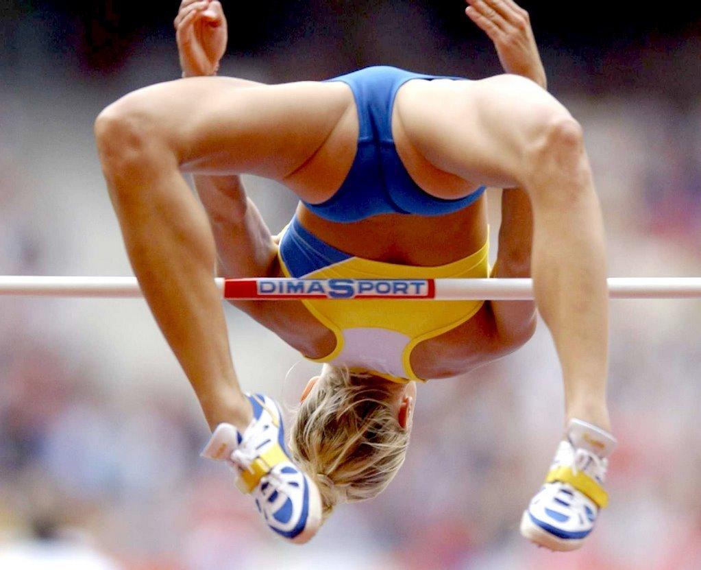 фото трусиков спортсмена после соревнований младшую девочку
