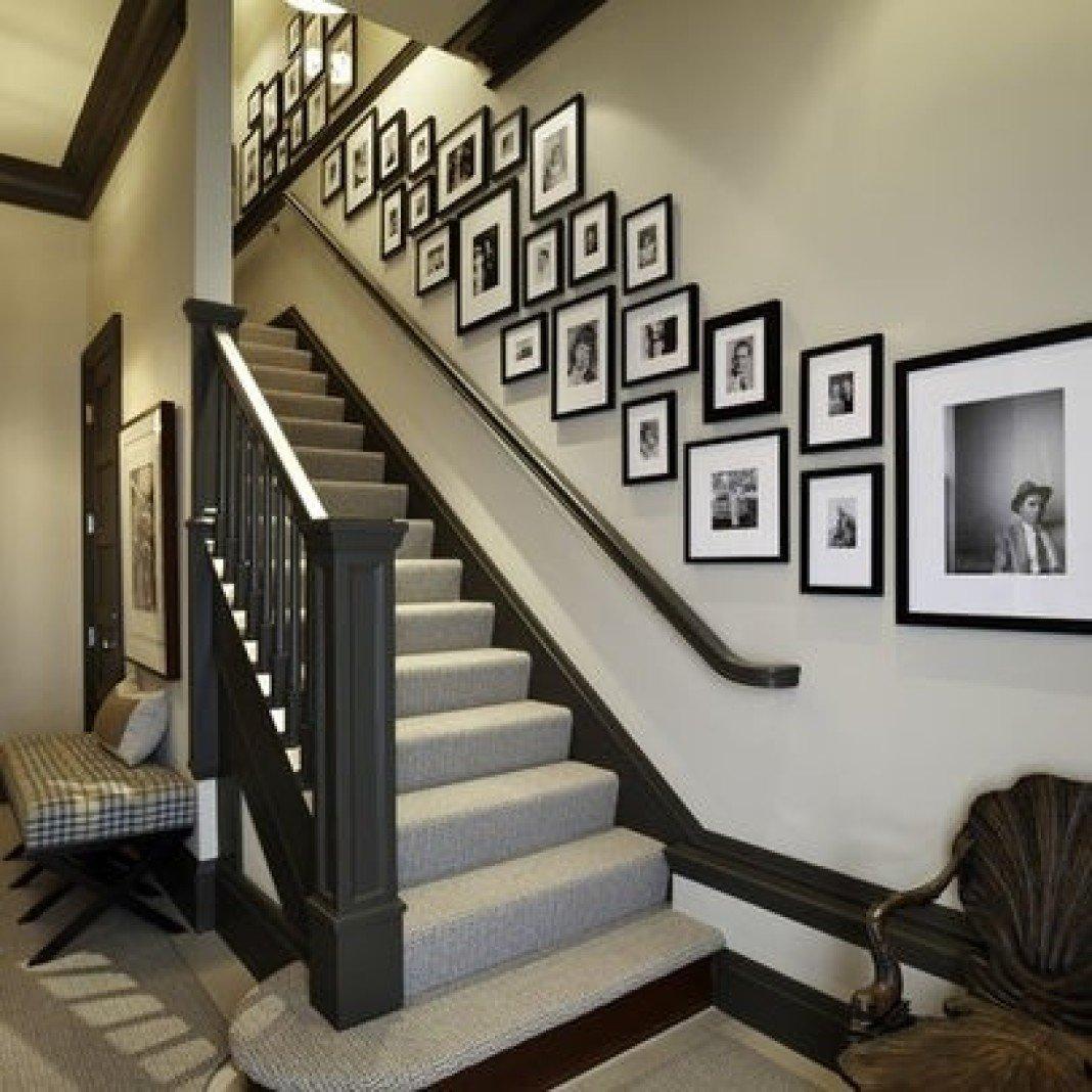 дизайн лестницы в картинках таких