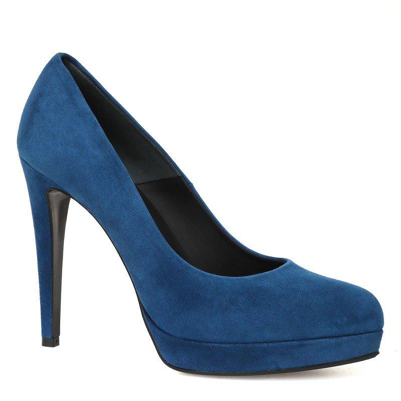 Картинка туфли синий