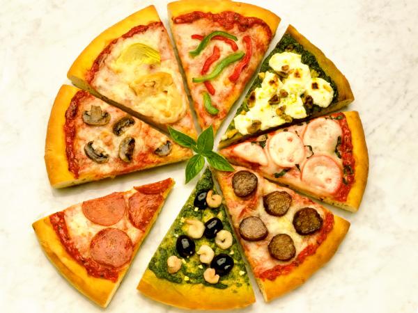 «Рондо» пицца — для ценителей итальянской классики