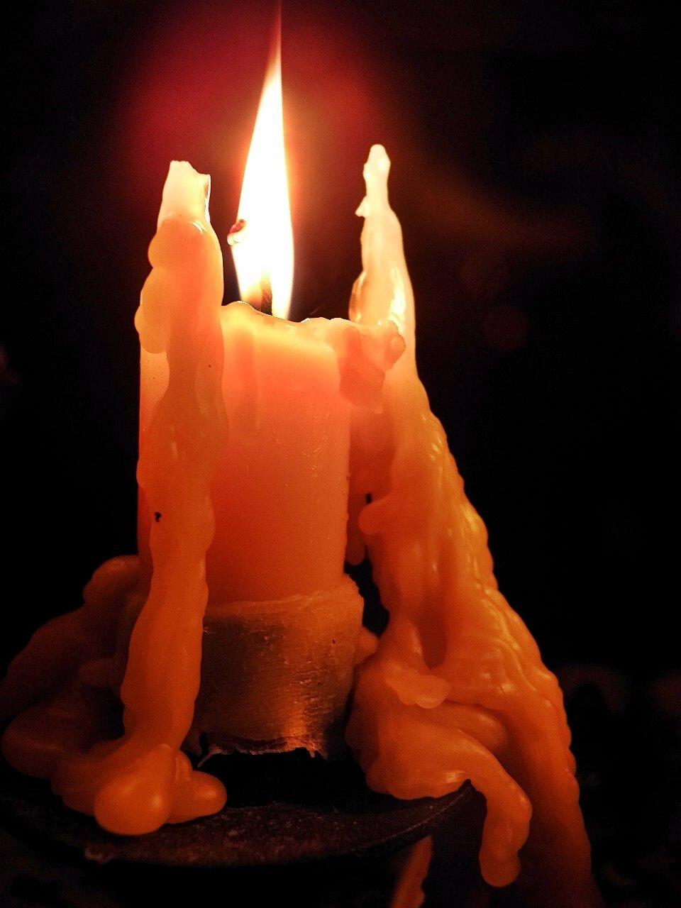диагностика по свечам магия фото налетом аквариуме