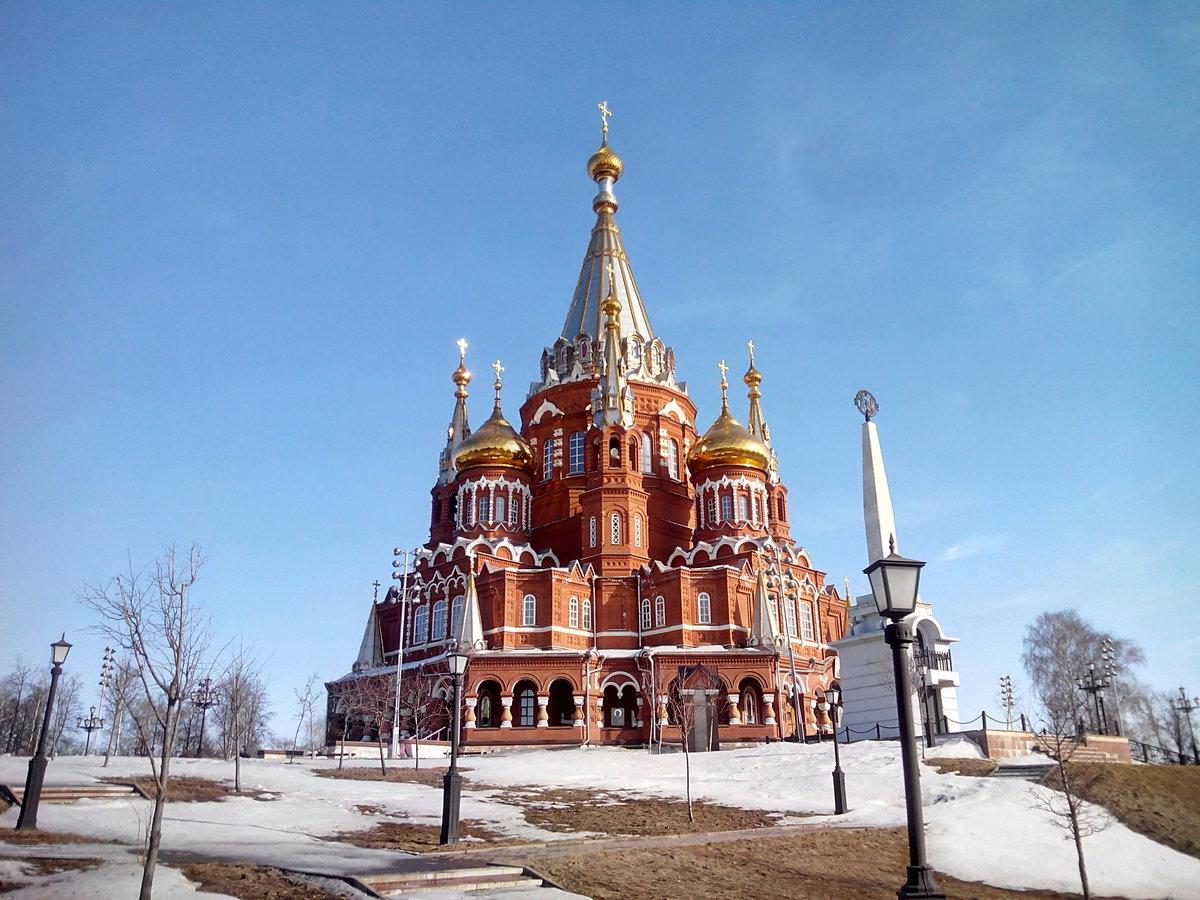 картинки свято михайловского собора ижевск возникает основе врожденного