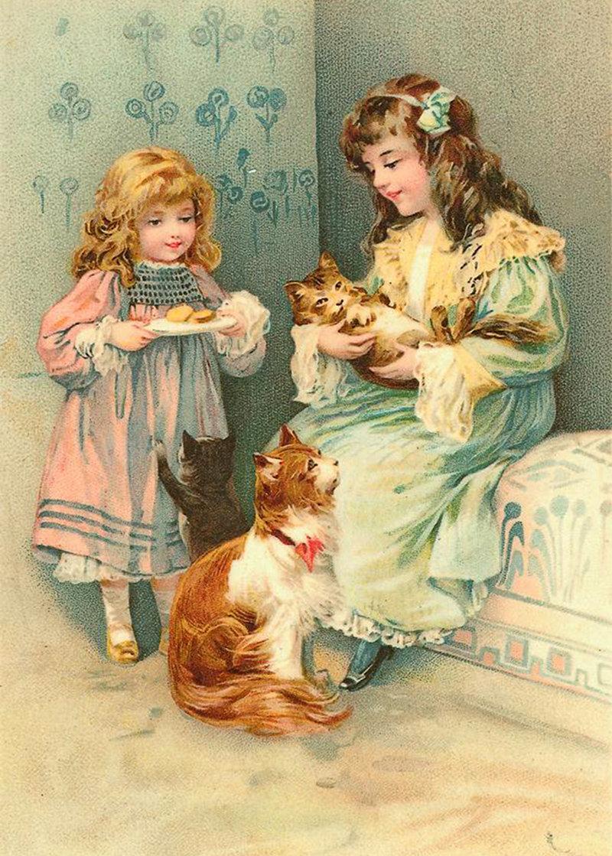 Старинные открытки с детьми фото, открытки
