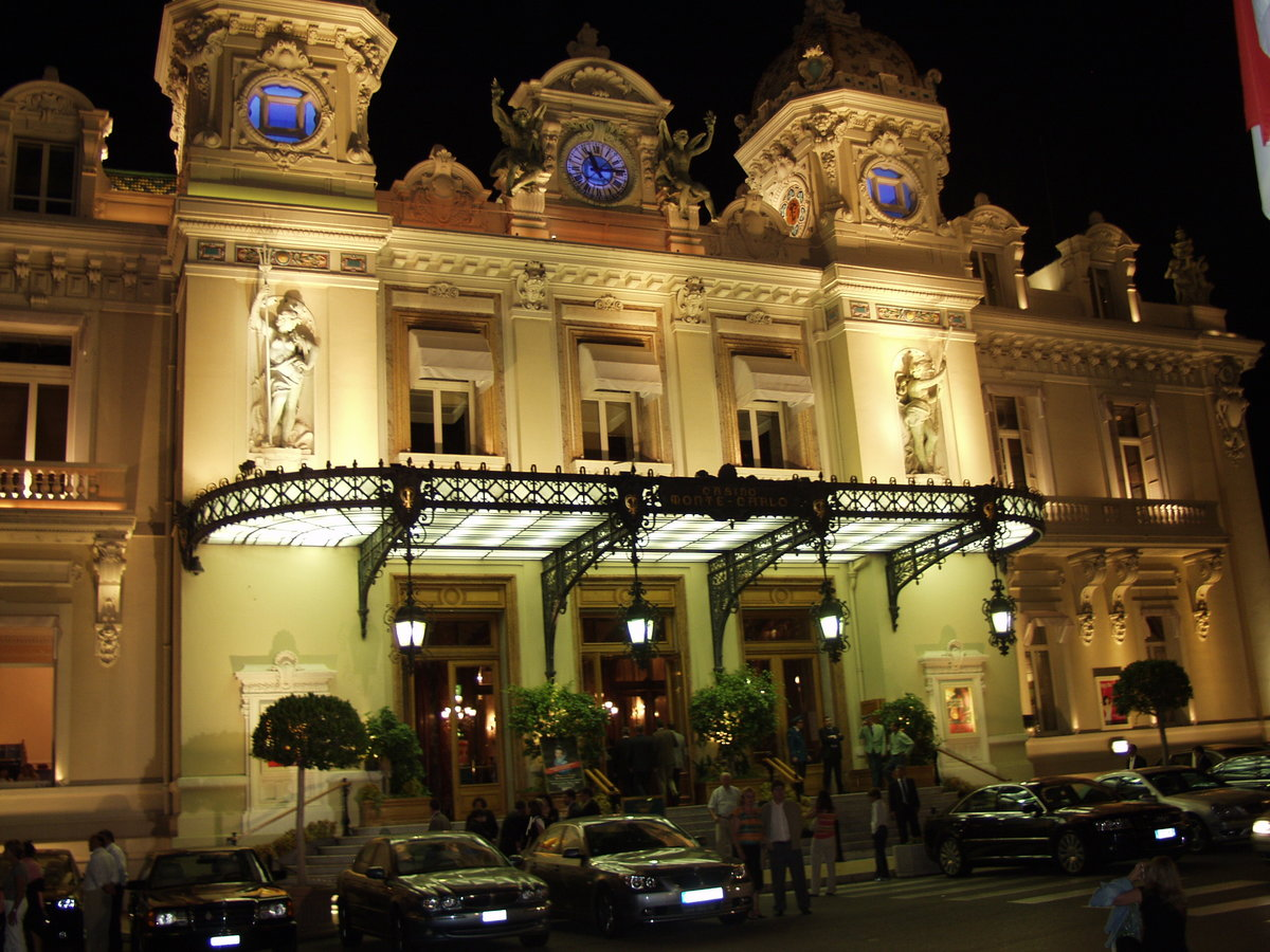 фото Монте карло монако казино