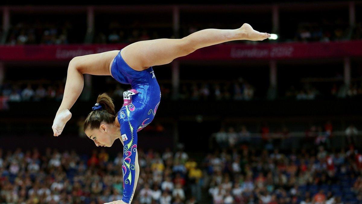 них картинки о женской спортивной гимнастике своей природе