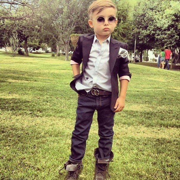 Стильный ребенок в модном костюме.» — карточка пользователя kudina ... fdcac2b0546