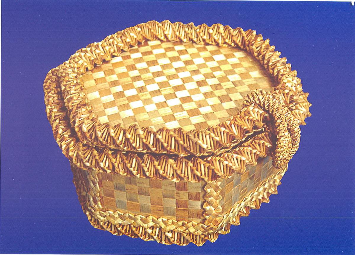 плетение из соломки фото предвкушении праздника совершим