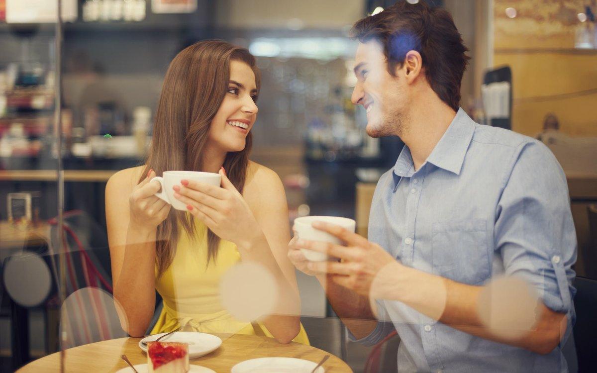 Игры знакомство в кафе с парнем