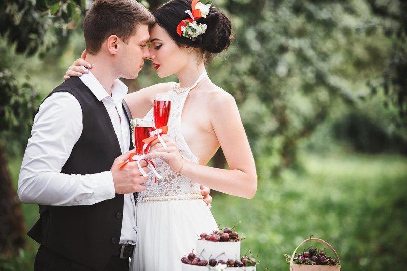 все свадьба фото с бокалами всему самарским