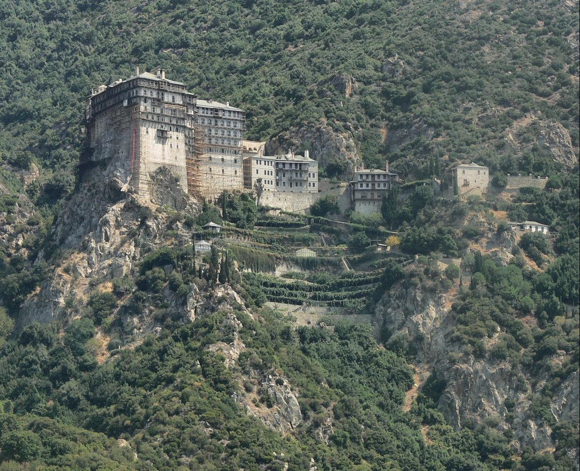 Афон греция фотографии курорт