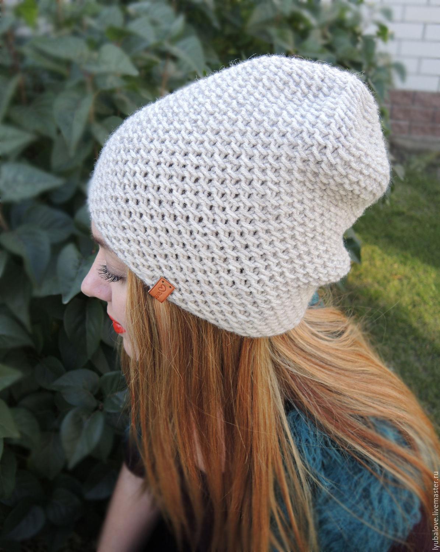 шапки бини стали пользоваться популярностью сначала у студентов