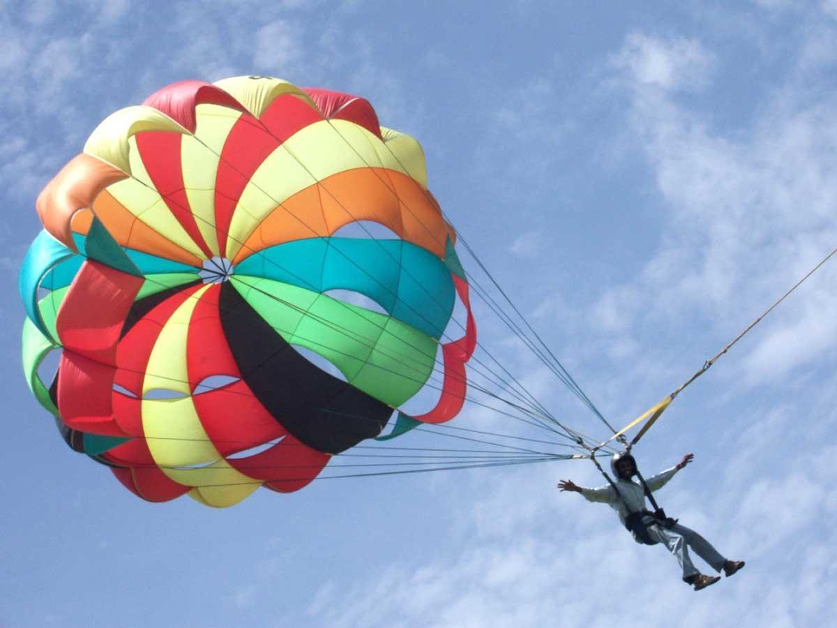 Дядя ваня, картинки с парашютами