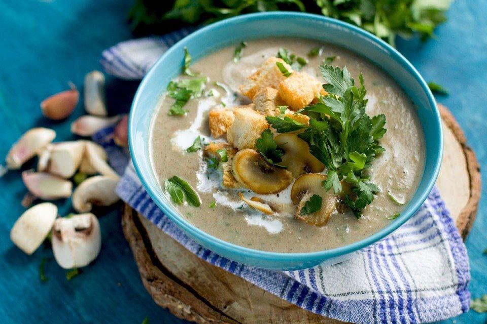 грибной суп микс рецепт с фото удалённость населённых