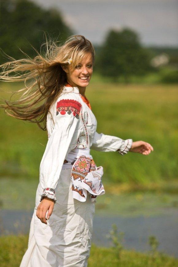славянские девушки самые красивые бывает курс массажа