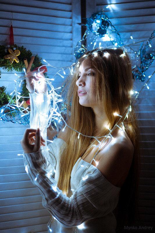 Новогодние образы для фотосессии на новый год сегодняшней статье