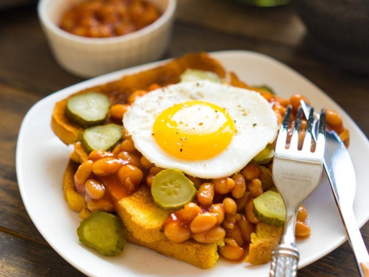 если картинка белковый завтрак немного подрасчитала